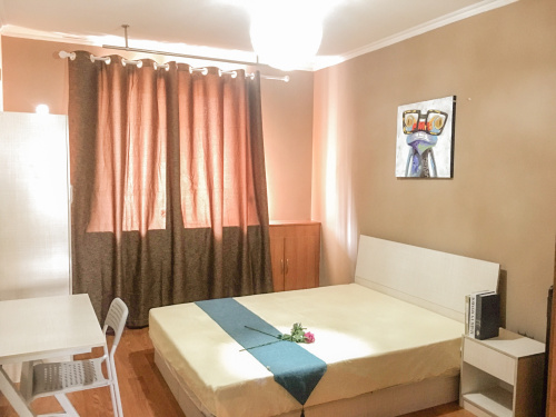 龙富园 2居室 A卧