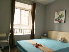 彩丽园 3居室 B卧