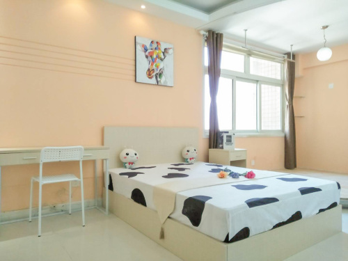 青松公寓 3居室 D卧