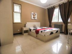温馨家园 3居室 D卧