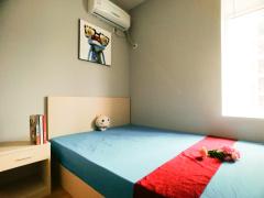 沙河明珠 3居室 A卧
