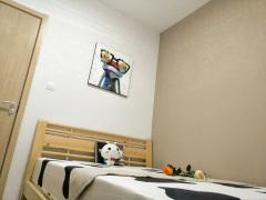 俊发名城 3居室 B卧